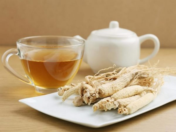 2 Cách pha trà sâm Ngọc Linh tự nhiên