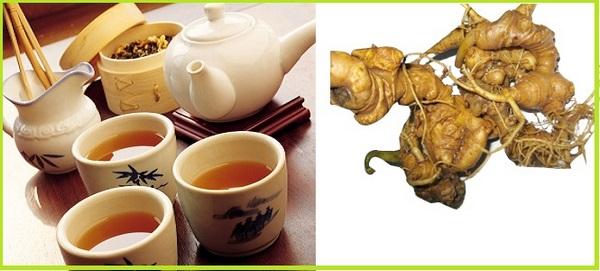 2 Cách pha trà sâm Ngọc Linh tự nhiên 4